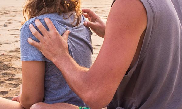 Breastfeeding massage